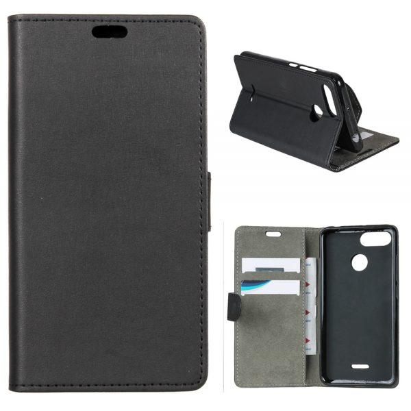 Funda Libro Elegant Xiaomi Redmi 6 Negra