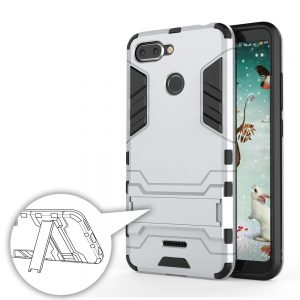 Funda Cool Shield Xiaomi Redmi 6 Plata