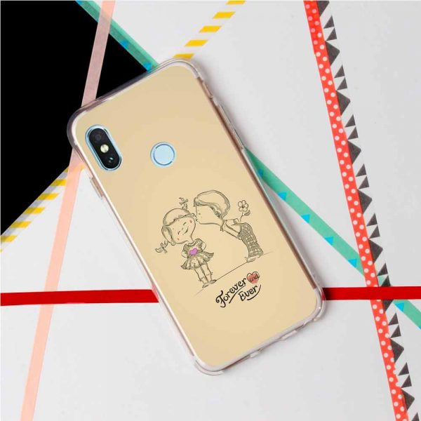 Funda Gel Xiaomi Redmi Note 5 Pro/Mi A2 Forever and Ever