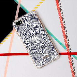 Funda Gel Xiaomi Redmi 6A Calendario Azteca