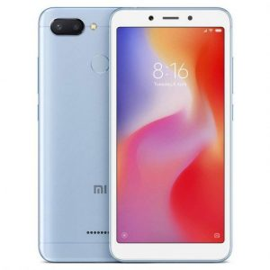 Movil-Xiaomi-Redmi-6-4gb-64gb-azul VOX