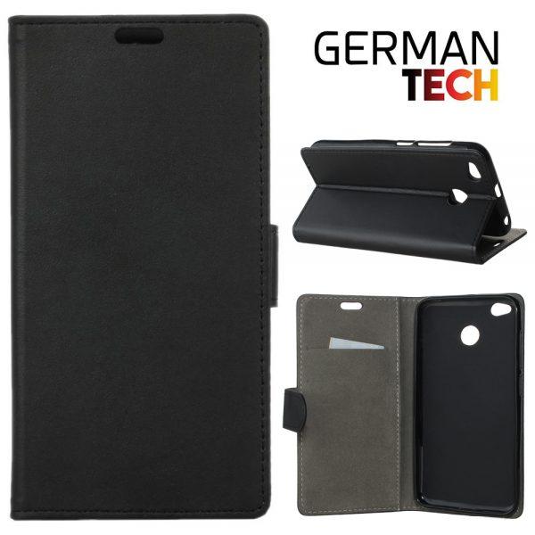Funda Libro Xiaomi Redmi 4X Elegant Negra